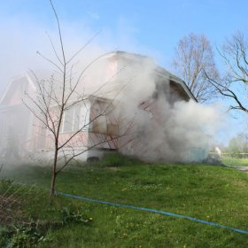 Successfull training fire in Allenton (USA)